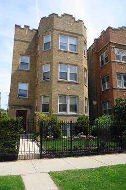 6331 N Oakley, Chicago, IL 60659