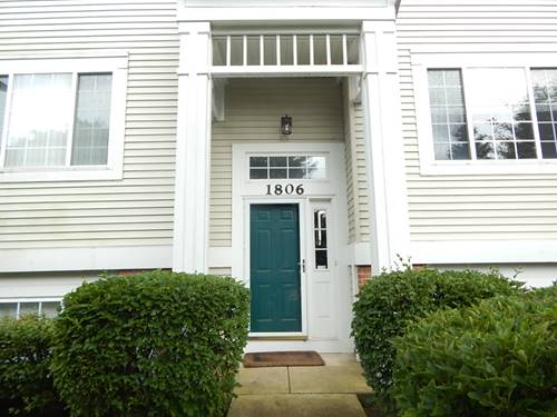 1806 Whirlaway Unit 1806, Glendale Heights, IL 60139