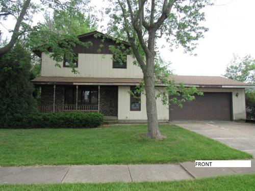 1354 Dove, Bradley, IL 60915