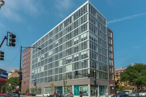 734 W Sheridan Unit 808, Chicago, IL 60613 Lakeview