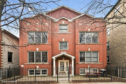 2233 W Medill Unit B, Chicago, IL 60647 Bucktown