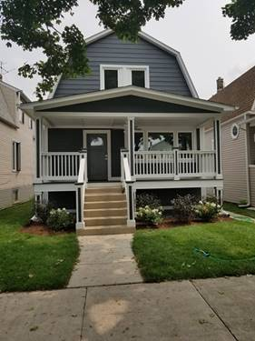 5655 N Parkside, Chicago, IL 60646