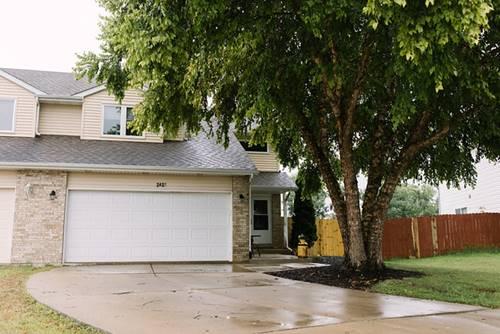 2432 Caton Crest, Crest Hill, IL 60403