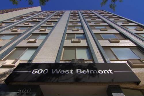 500 W Belmont Unit 4G, Chicago, IL 60657 Lakeview