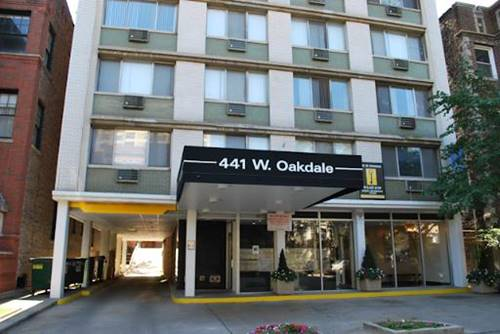 441 W Oakdale Unit 9A, Chicago, IL 60657 Lakeview