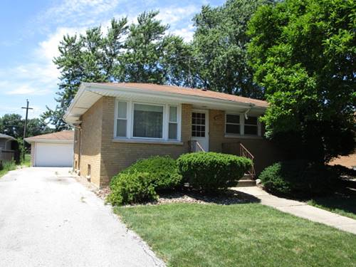 16522 Claire, South Holland, IL 60473
