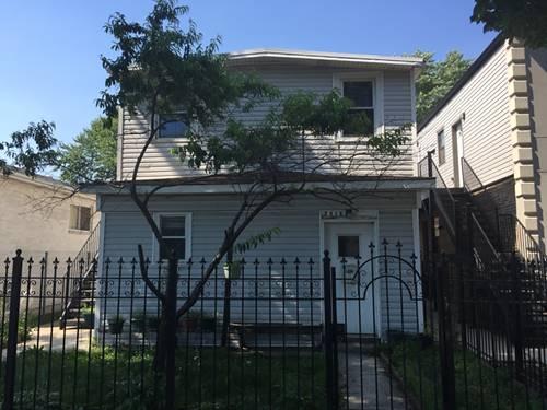 2418 W 36th, Chicago, IL 60632