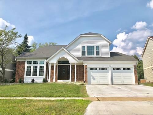348 Wildberry, Bartlett, IL 60103