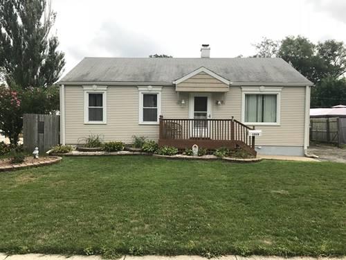 1313 N Irving, Berkeley, IL 60163