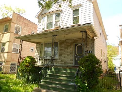 3852 W Argyle, Chicago, IL 60625