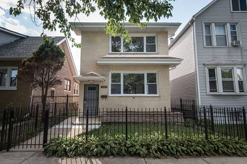 6804 S Maplewood, Chicago, IL 60629