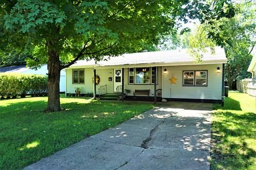 1106 Roselawn, Paxton, IL 60957