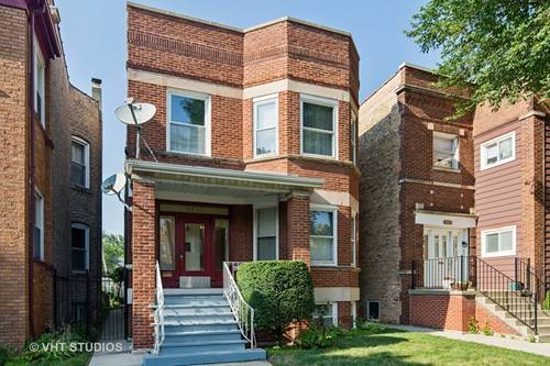 2548 W Argyle, Chicago, IL 60625 Lincoln Square
