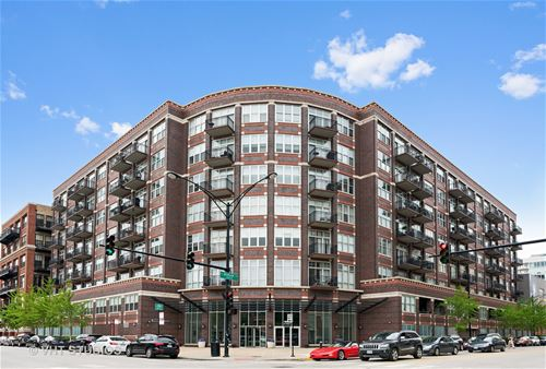 1000 W Adams Unit 313, Chicago, IL 60607 West Loop