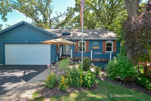 520 Pawnee, Lake In The Hills, IL 60156