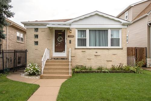 3728 N Newcastle, Chicago, IL 60634 Dunning