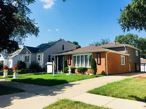 8838 S California, Evergreen Park, IL 60805