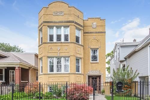 4606 N Harding, Chicago, IL 60625
