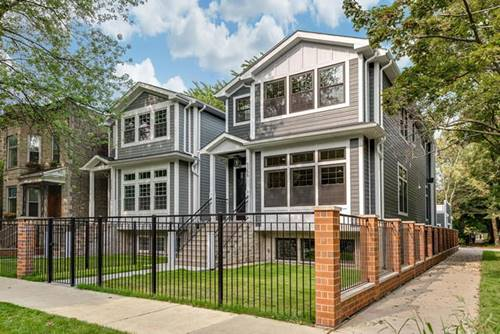 5354 N Paulina, Chicago, IL 60640 Andersonville