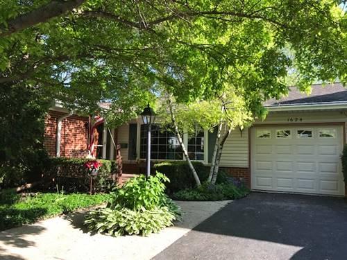 1624 E Jonquil, Arlington Heights, IL 60004