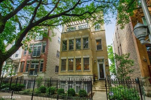 1132 W Wolfram Unit 2, Chicago, IL 60657 Lakeview