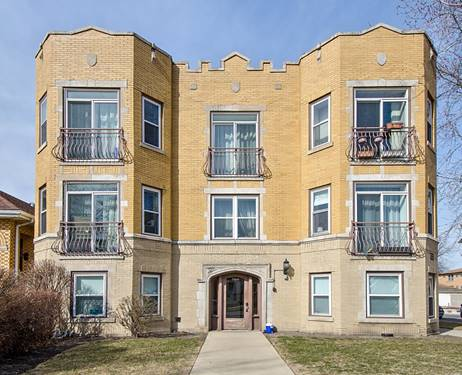 2146 N 72nd Unit 1, Elmwood Park, IL 60707