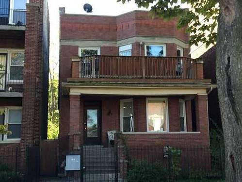 4915 W West End, Chicago, IL 60644