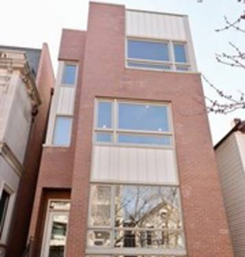 1523 W Huron Unit 2, Chicago, IL 60642 Noble Square