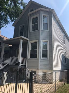 4423 S Wallace, Chicago, IL 60609
