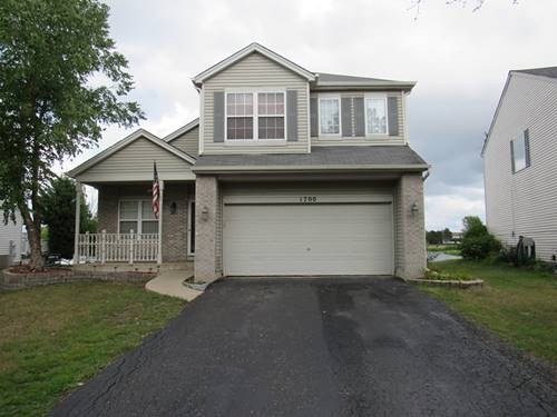 1700 Lake Pointe, Plainfield, IL 60586