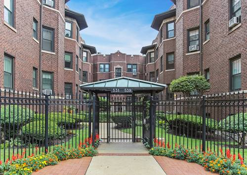 531 W Addison Unit 2N, Chicago, IL 60613 Lakeview