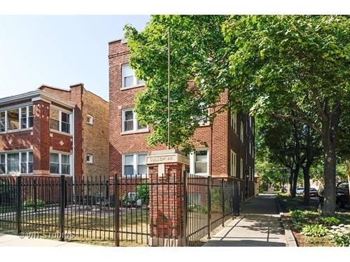 4306 N Campbell Unit 2N, Chicago, IL 60618 North Center