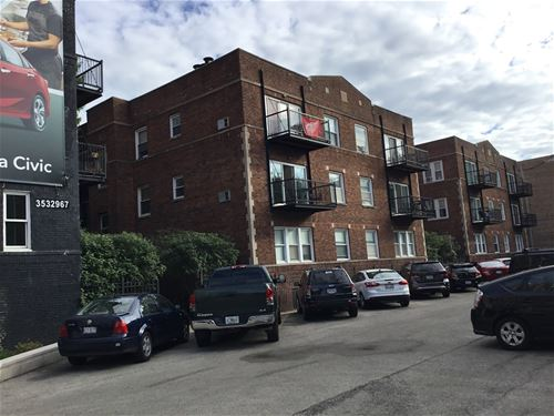 507 W Deming Unit 3N, Chicago, IL 60614 Lincoln Park