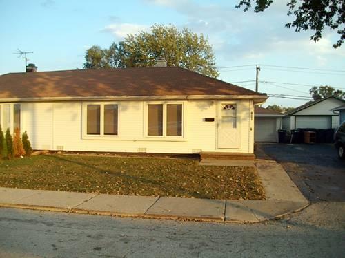 4103 Southwest, Hometown, IL 60456