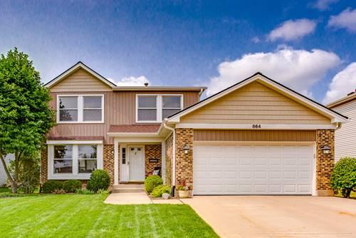 864 Debra, Elk Grove Village, IL 60007