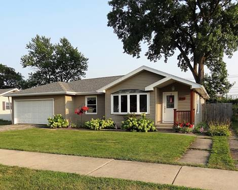 6725 W 88th, Oak Lawn, IL 60453