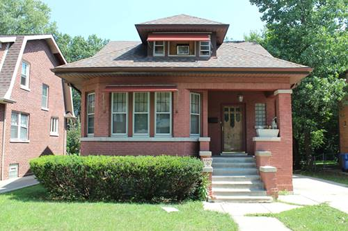 9345 S Longwood, Chicago, IL 60643
