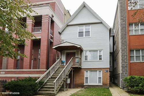 3721 N Kenmore, Chicago, IL 60613 Lakeview