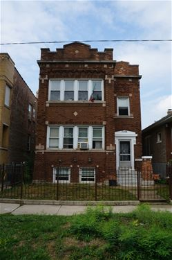 5054 W Montana, Chicago, IL 60639