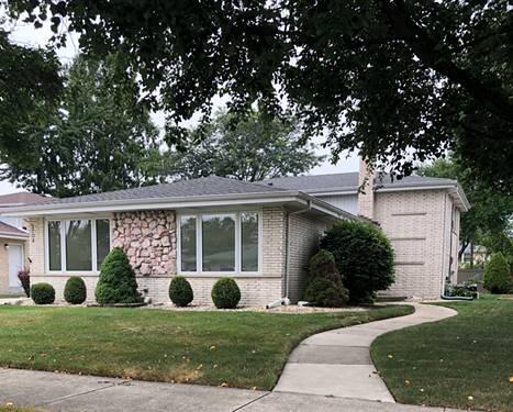 9204 Mcvicker, Oak Lawn, IL 60453