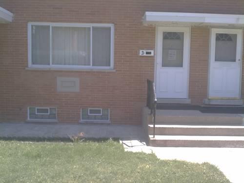 8660 Gregory Unit D, Des Plaines, IL 60016