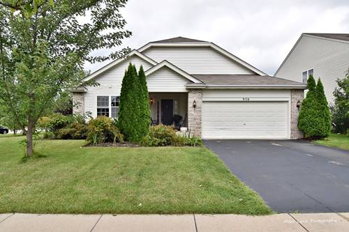 956 Oxford, Pingree Grove, IL 60140