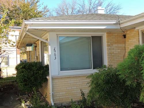 1663 Howard, Des Plaines, IL 60018