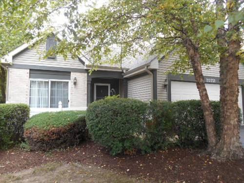 20751 W Torrey Pines, Plainfield, IL 60544