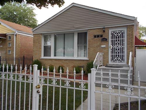 4507 S Lawler, Chicago, IL 60638