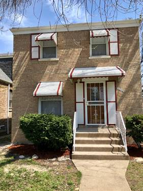 10411 S Forest, Chicago, IL 60628