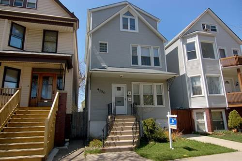 4150 N Campbell Unit 1, Chicago, IL 60618 North Center