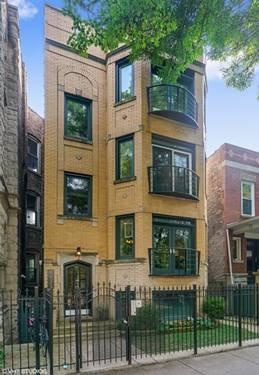 1839 N Whipple Unit 1, Chicago, IL 60647