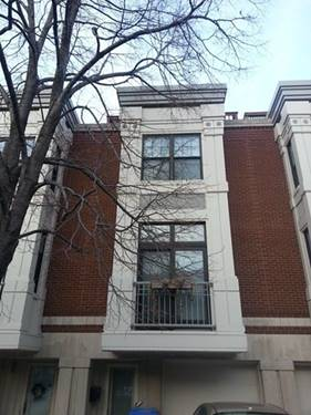 1729 N Bissell, Chicago, IL 60614 West Lincoln Park
