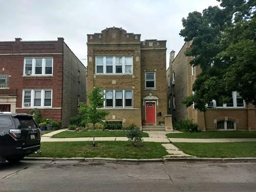 4952 W Patterson, Chicago, IL 60641